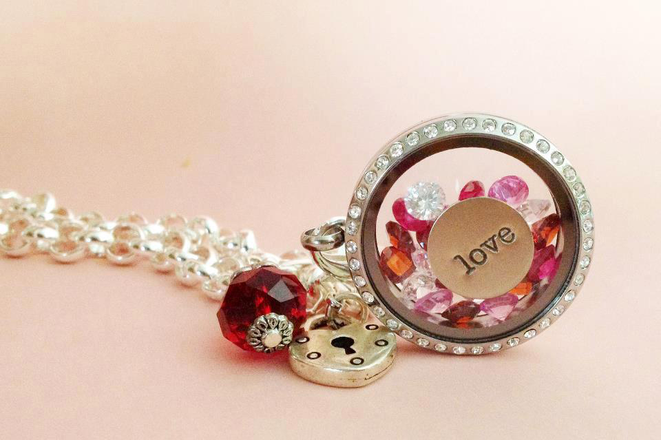 how many charms can you fit in your origami owl locket