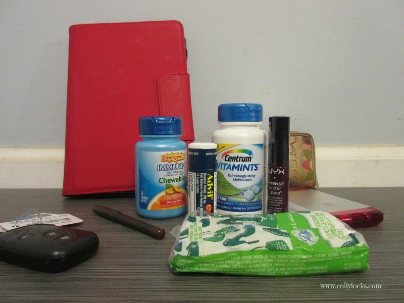 Purse Essentials Coilylocks